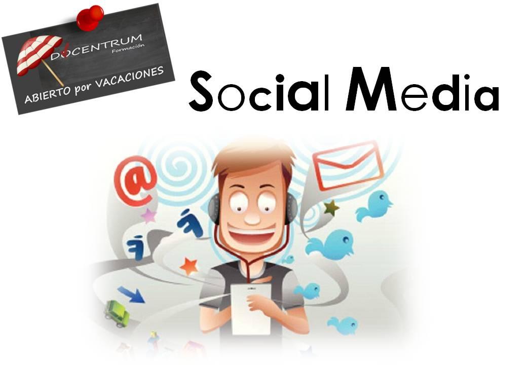 dOCENTRUM social media VERANO 2016