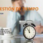 CURSO GESTIÓN DE TIEMPO online